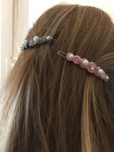 Laura Pink Hair Slide - Margherita