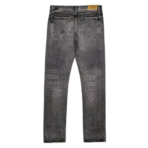 TWC Black Fade Slim Fit Selvedge Jeans