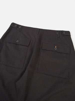 Universal Works Fatigue Pant (Black)