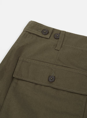 Universal Works Fatigue Pant (Olive)