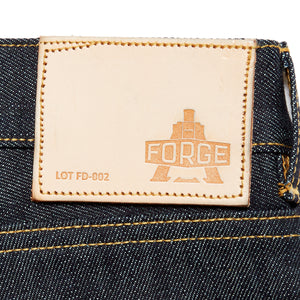 Forge Denim FD002 Slim Taper 14oz