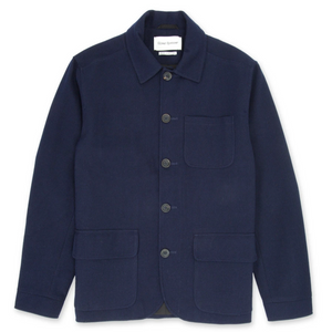 Oliver Spencer Cowboy Jacket (Navy)