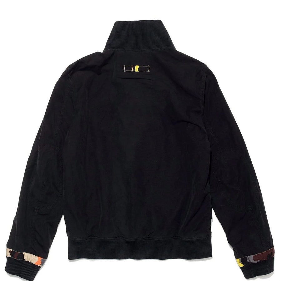 Atelier & Repairs No Bomb Bomber Jacket (Black)