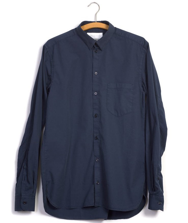 Hansen 'Haakon' Button Down Shirt (Sea)