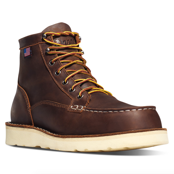 Danner 'Bull Run' Moc Toe (Brown)