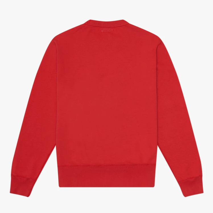 Knickerbocker Gym Crew Sweatshirt (Varsity Red)