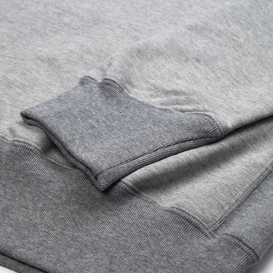 Forge Denim Sweatshirt (Grey with Red Logo)