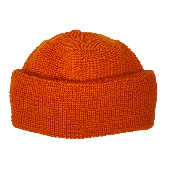 Heimat Mechanics Hat (Rescue Orange)