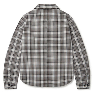 Albam Miles Shirt (Grey Check)