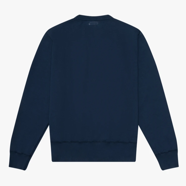 Knickerbocker Varsity Crew Sweatshirt (Dusty Blue)