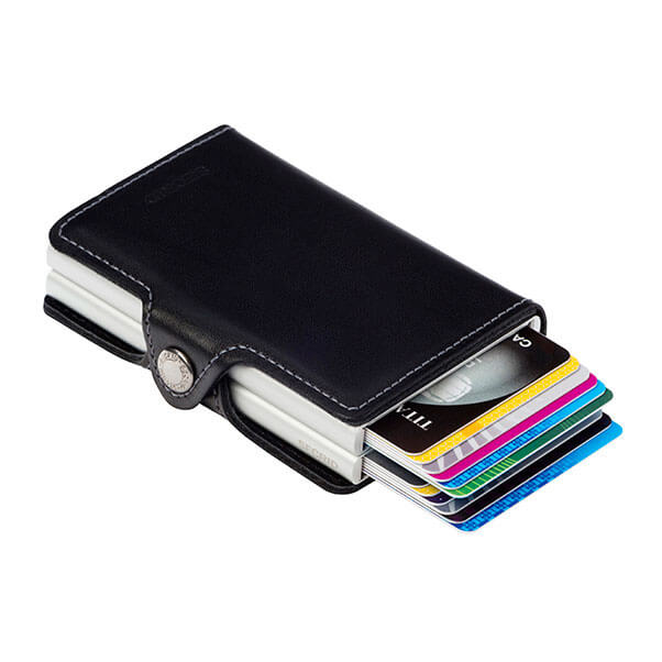 Secrid Twinwallet Original (Black)