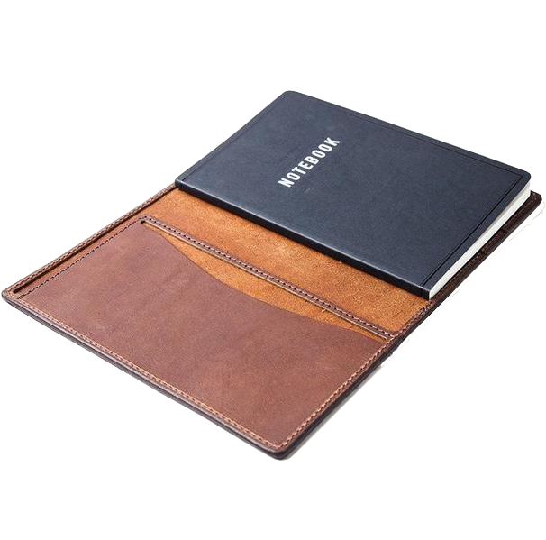 Tanner Goods Large Format Book Cover (Cognac)