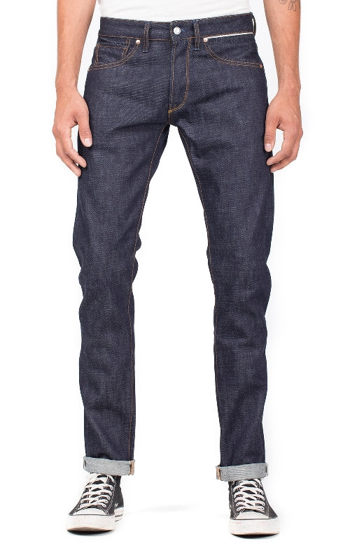 Benzak B-01 Slim 15.5 0z Kojima Selvedge Denim