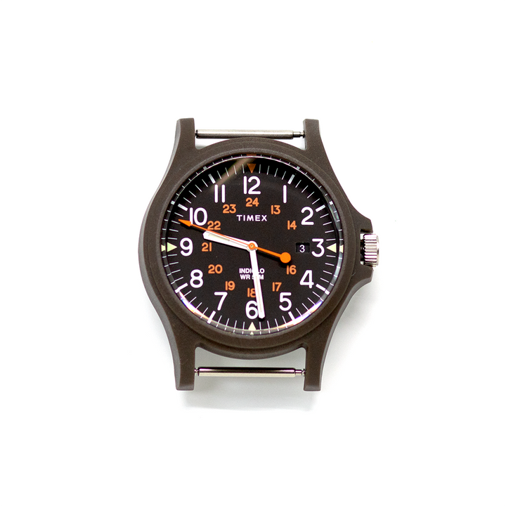 Timex Pioneer Arcadia Watch (Black)