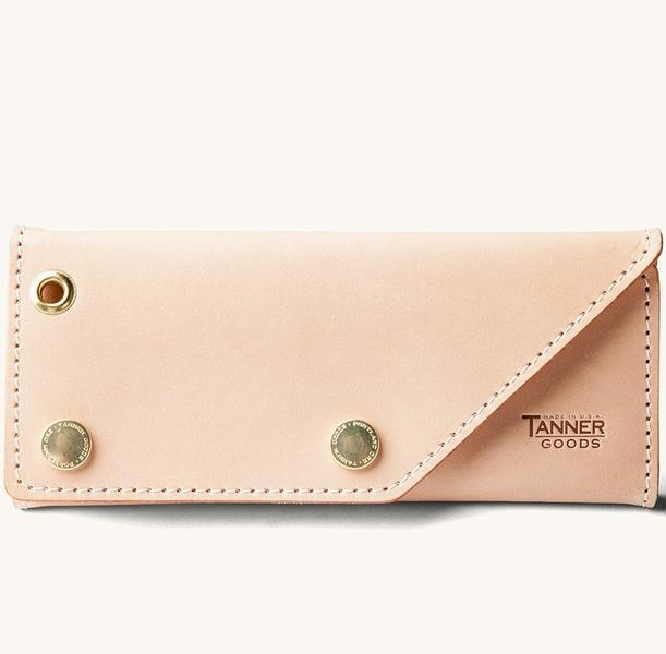 Tanner Goods Workman Wallet (Natural)