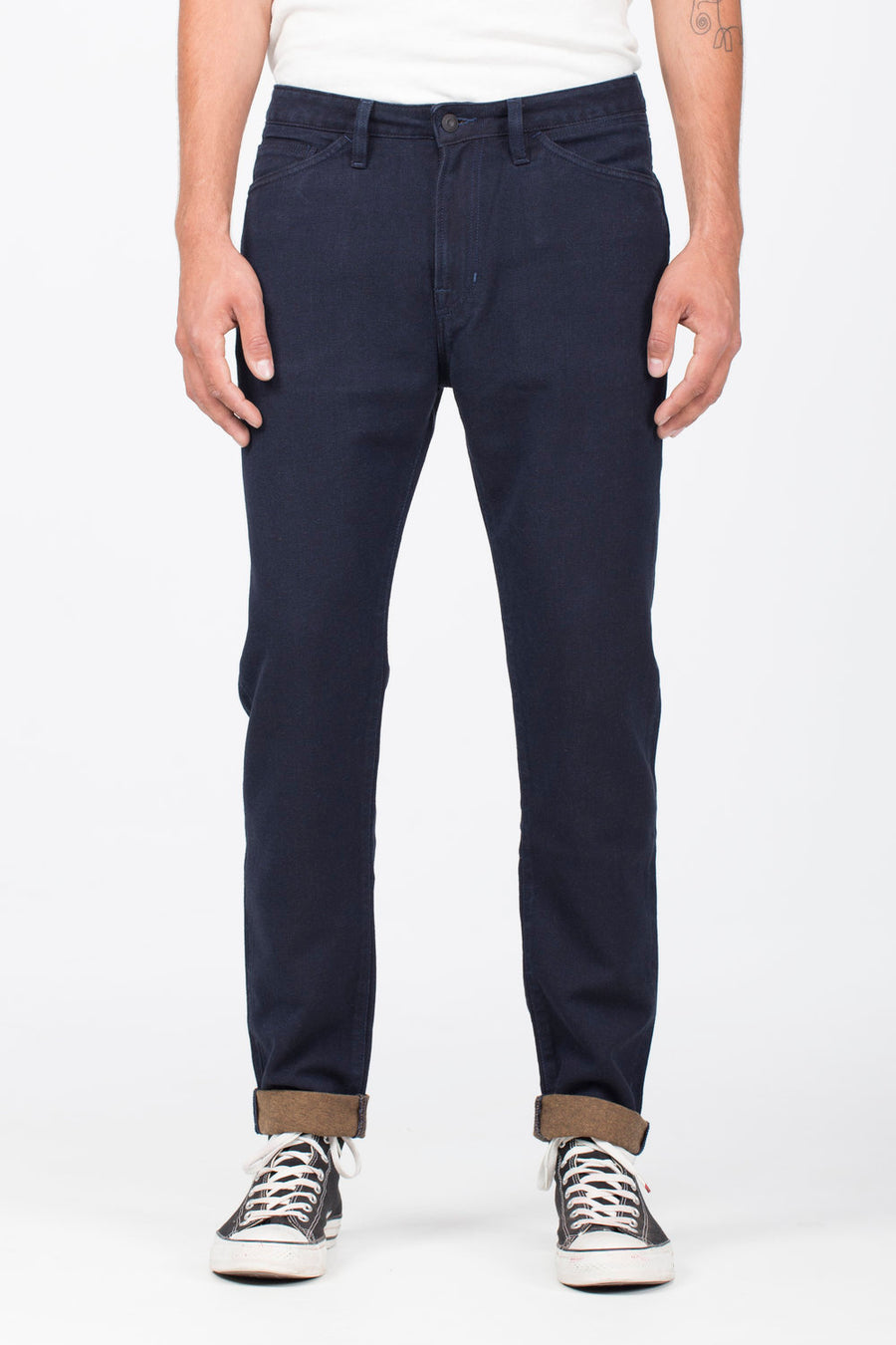 Benzak BP-01 Worker Pants 10oz (Indigo)