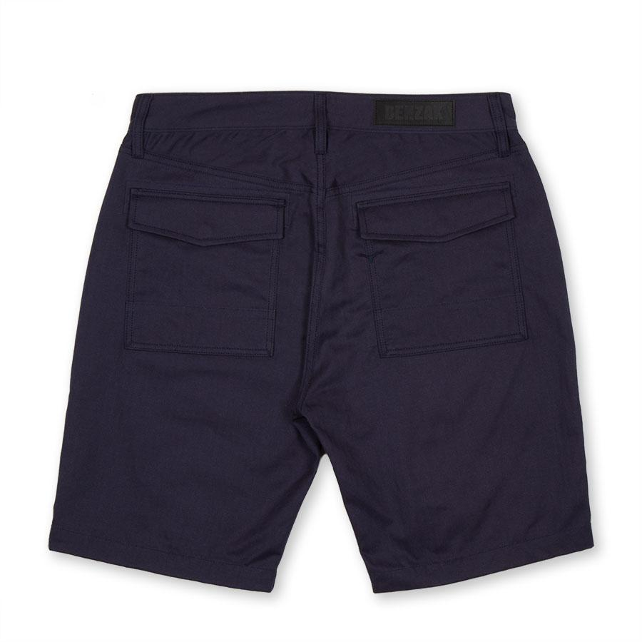 Benzak BPS-01 Fatigue Shorts (Navy)