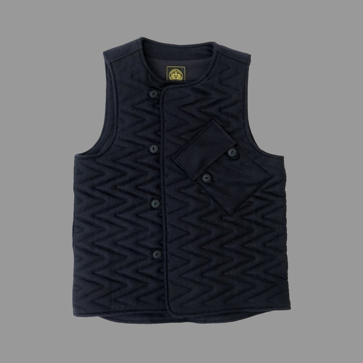N.S.C. Body Warmer (Navy)