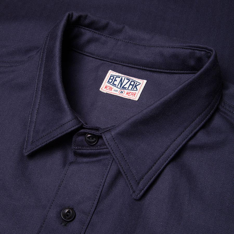 Benzak BWS-01 Workshirt (Navy)