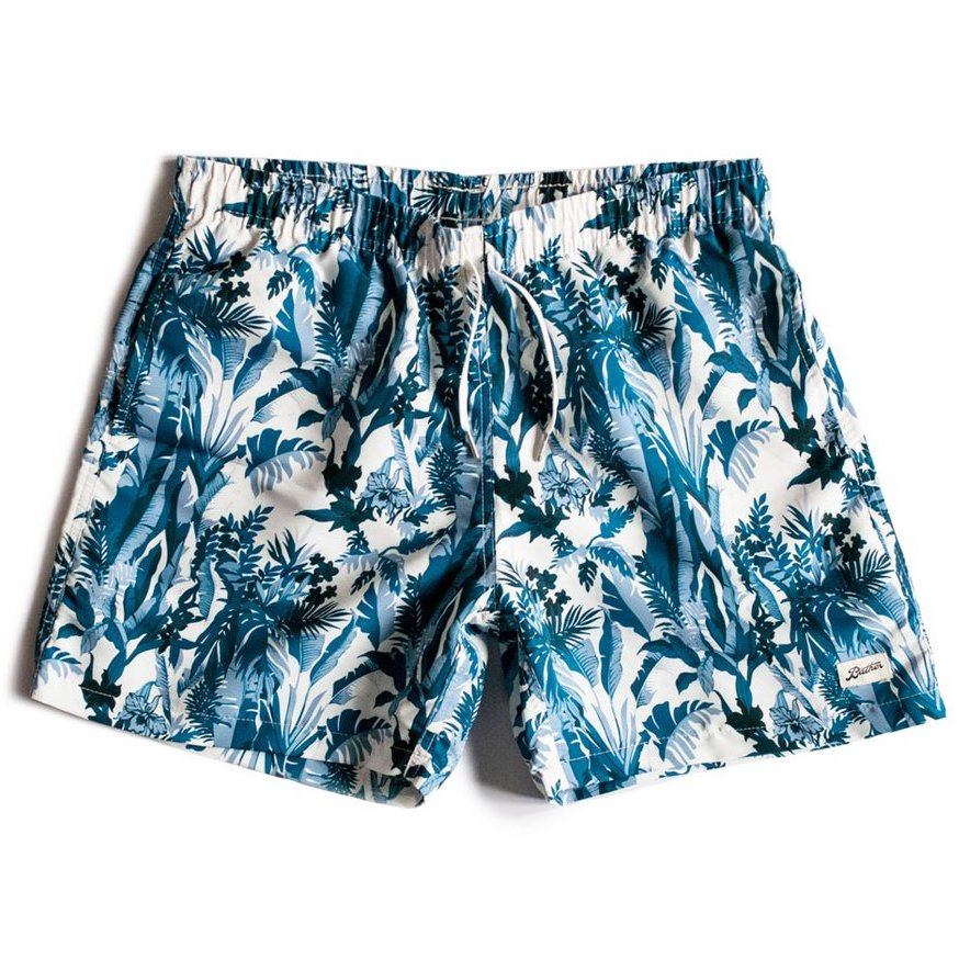 Bather Tropical Forest Trunk (Blue)