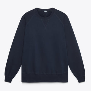 Dubbleware 'Buzz' Raglan Sweat (Navy)