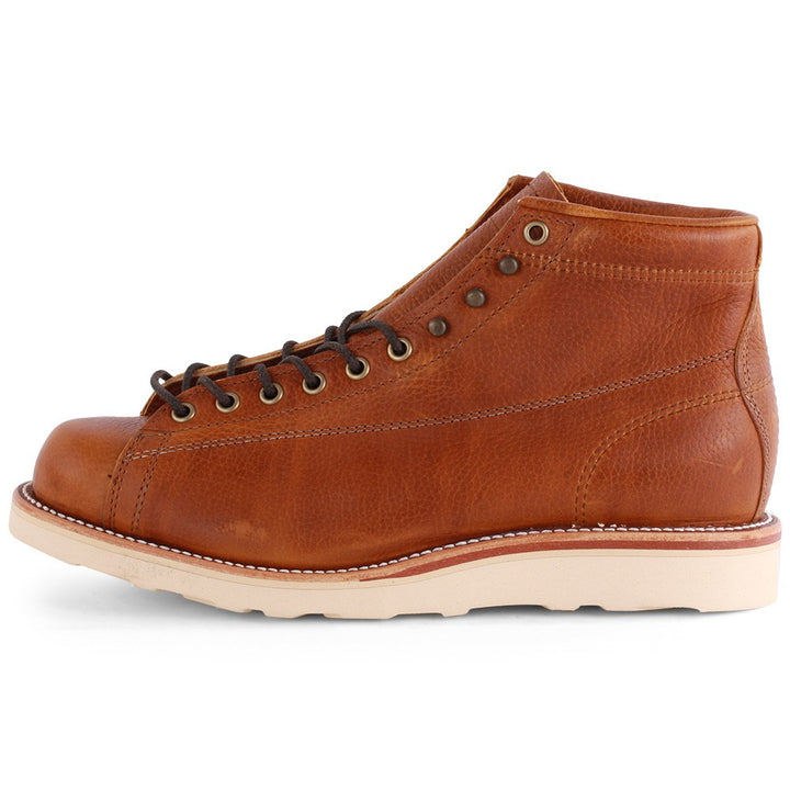 Chippewa 1958 Lace Toe Tan