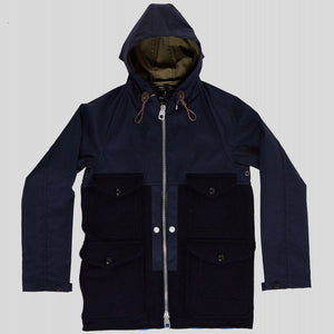 Nigel Cabourn Cameraman Jacket (Navy/Black)