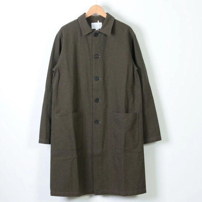 Kestin Hare Campbell Town Coat (Forest Green)