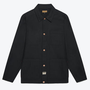Dubbleware Chore Jacket (Black)