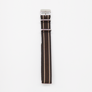 Pioneer Watch Strap G- Exclusive Grosgrain Dark