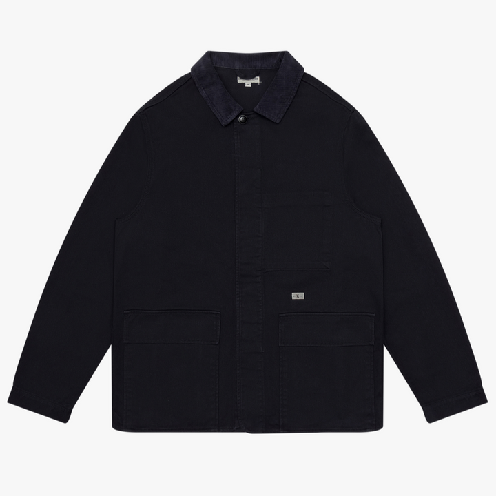 Knickerbocker Field Jacket (Dark Navy)