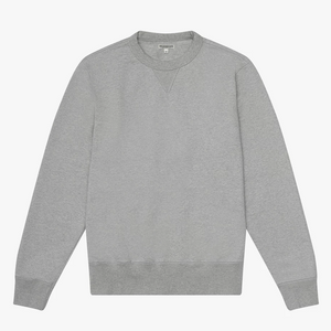 Knickerbocker Gym Crew Fleece (Heather Grey)