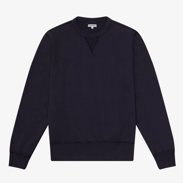 Knickerbocker Gym Crew Fleece (Dark Navy)