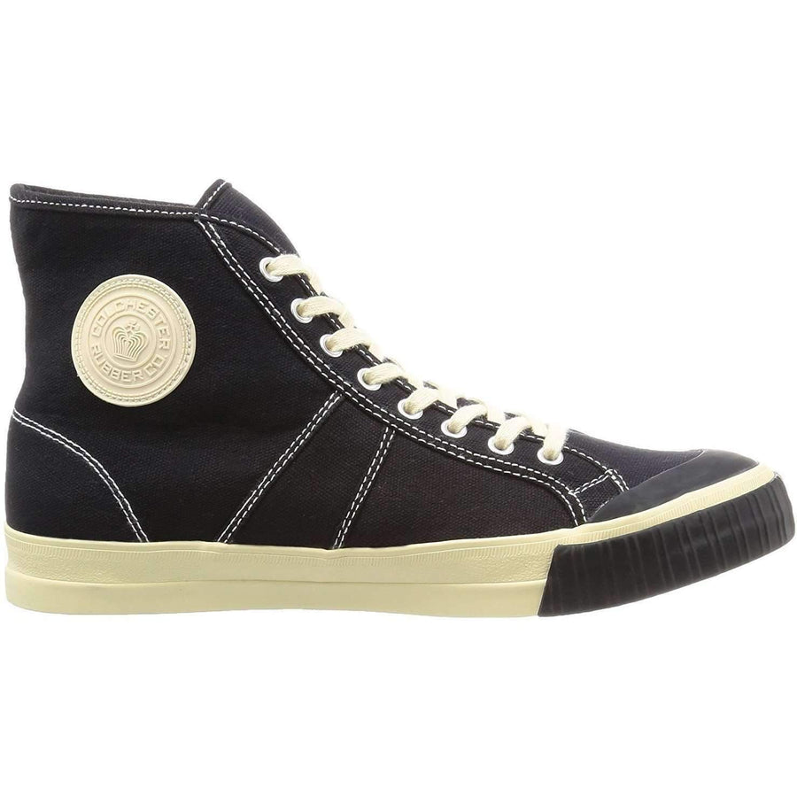 Colchester High Top (Black)