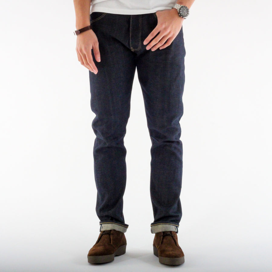 Forge Denim FD003 Carrot Fit 13oz