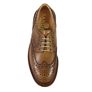 Sanders 'Jude' Brogue (Tan)