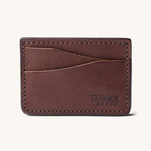 Tanner Goods Journeyman Wallet (Cognac)