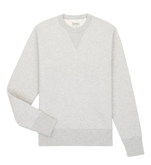 Knickerbocker Crew Neck Sweatshirt (Heather Grey)