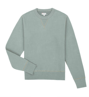 Knickerbocker Crew Neck Sweatshirt (Agave Green)