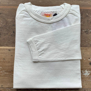 Sunray Pua'ena LS Tee (Off White)