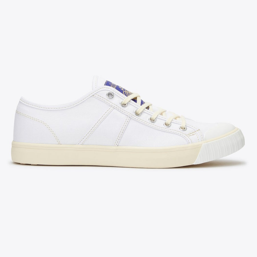 Colchester Low Top (White)