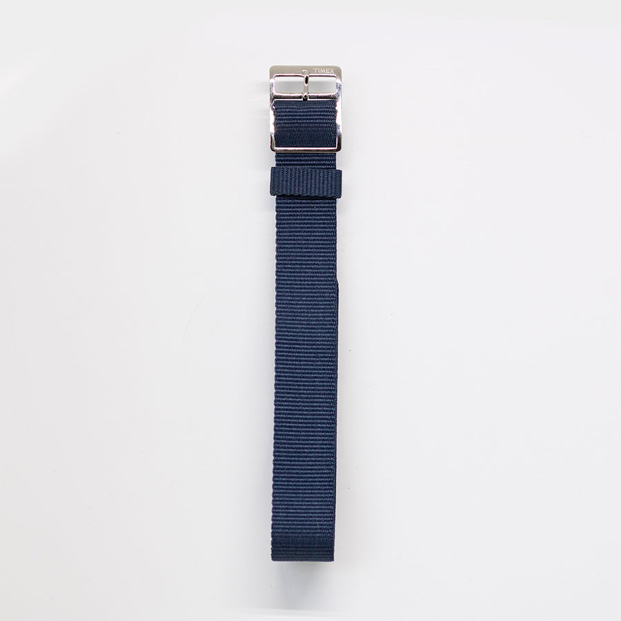 Navi Watch Strap F - Military Grosgrain Blue