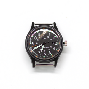 Timex Pioneer MK1 Aluminium Watch (Black Case)