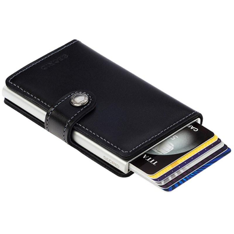 Secrid Miniwallet Original (Black)