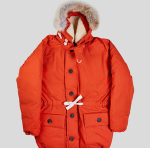 Nigel Cabourn Everest Parka (Orange)