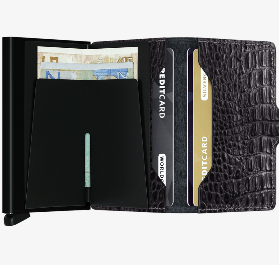 Secrid Miniwallet (Nile Black)