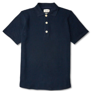 Oliver Spencer Tabley Polo Shirt (Navy)