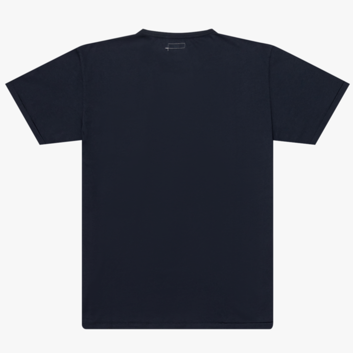 Knickerbocker Pocket Tee (Dark Navy)
