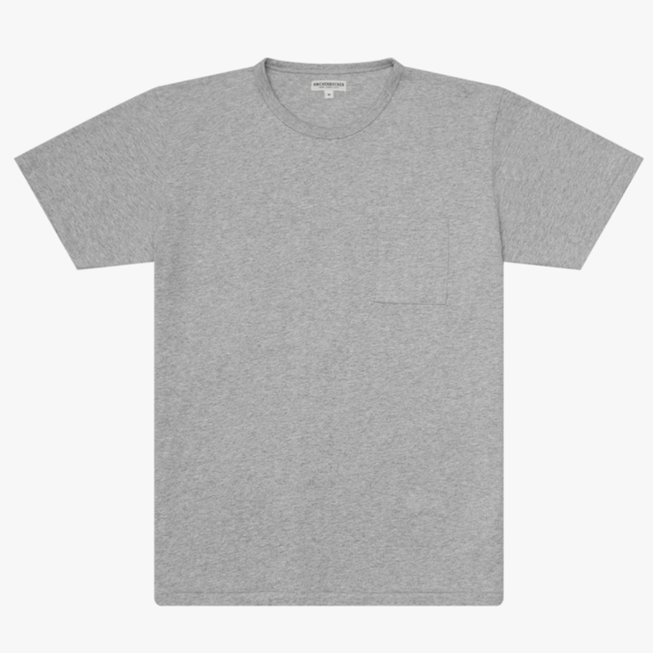 Knickerbocker Pocket Tee (Heather)