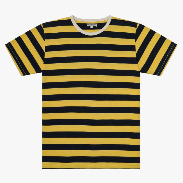 Knickerbocker Mojave Tee (Yellow/Navy)